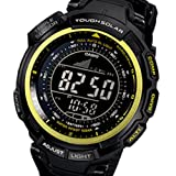 G-SHOCK(ジーショック) 時計 Color Display カラーディスプレイ ブラック PRG-110CJ-1BJF