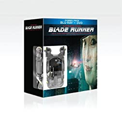 Blade Runner 30th Anniversary Collector's Edition (4-Disc Blu-ray / DVD +Book +UltraViolet Digital Copy Combo Pack)