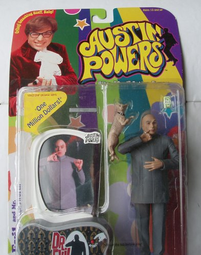 Buy Low Price McFarlane Austin Powers: Dr. Evil Action Figure (B00000JD53)