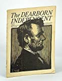 img - for The Dearborn Independent (Magazine) - Chronicler of the Neglected Truth, February (Feb.) 12, 1927 - The Great Anneke Jans Delusion / Abraham Lincoln Cover and Content book / textbook / text book