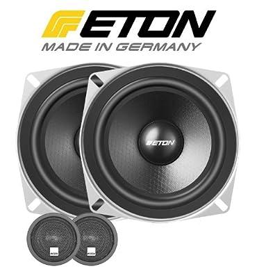 Eton POW 130 Compression 13 cm 2-Wege Komponentensystem (Das ideale System für den Direktanschluss ans Radio, da sehr hoher Wirkungsgrad!) von Eton bei Reifen Onlineshop