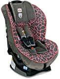 Britax Marathon G4 Convertible Car Seat, Pink Giraffe (Prior Model)
