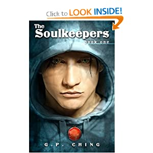 The Soulkeepers by G. P. Ching