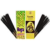 PRS MOGRA-SANDAL Incense Stick (Pack Of 10 Agarbatti - 5 Each)