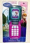 Disney Frozen Elsa Flip Cell Phone To…