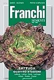 Franchi Lettuce Quattro Stagioni/ Merveille De Quattre Saisons