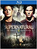 Supernatural: Complete Fourth Season [Alemania] [Blu-ray]