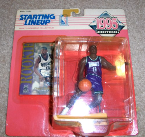 1995 Glenn Robinson NBA Basketball Starting Lineup [Toy]