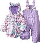 ZeroXposur Baby Girls' Lexi Snowsuit Set