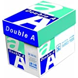 Double A Copy Paper, 8.5 x 11 Inches Letter Size, 22 lb. Density, 94 Bright White, 5 Reams, 2500 Total Sheets (AA 22# 5-Ream Case)