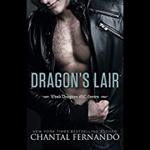 Dragon's Lair Audiobook by Chantal Fernando Narrated by Eva Christensen