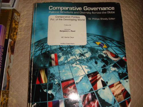 Comparative Governance Political Structure and Diversity Across the Globe