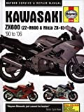 img - for Kawasaki ZX600 (ZZ-R600 & Ninja ZX-6) '90 to '06 (Haynes Manuals) book / textbook / text book