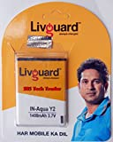 Livguard 1400mAh Battery (For Intex Aqua Y2)