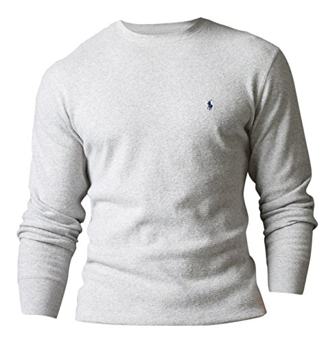polo-ralph-lauren-mens-long-sleeve-waffle-knit-thermal-sleepwear-t-shirt-light-grey-large