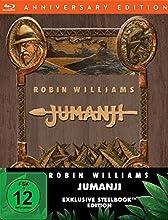 Jumanji - Steelbook [Alemania] [Blu-ray]