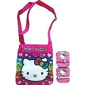 Hello Kitty Reward Gift Childrens Bag With Hello Kitty Hello Kitty Charm Bracelets