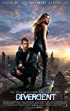 Divergent (2014) 12X18 Movie Poster (THICK) - Shailene Woodley, Kate Winslet, Theo James