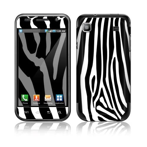 Zebra Print Decorative Skin Cover Decal Sticker for