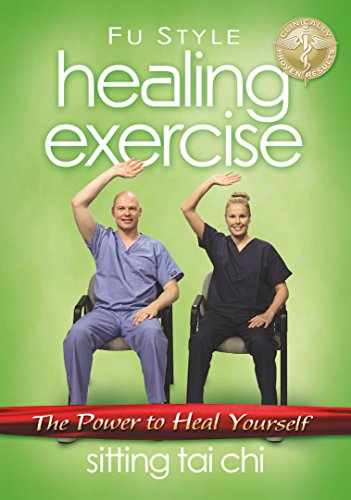 Healing Exercise Sitting Tai Chi Video by Tommy Kirchhoff: The Best at Home Chair Exercises for Seniors & Older Adults - Tai Chi Moves Help Heal Arthritis, Osteoporosis, Joint Pain & More.
