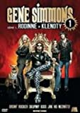 Gene Simmons: Rodinne klenoty DVD 1 (Gene Simmons: Family Jewels DVD 1) [paper sleeve]