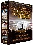 Les Grandes histoires de la Bible - Coffret 3 films : La Nativité + L'enquête sacrée + Les Dix Commandements