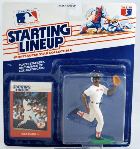 Starting Lineup - Ellis Burks - Boston Red Sox - Figure [Toy]