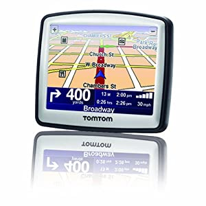 TomTom ONE 130S 3.5-Inch Portable GPS Navigator (Box Version)