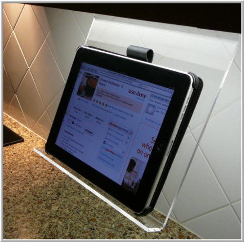 Ipad Kitchen Stands Best Ipad Holder Or Mount For The