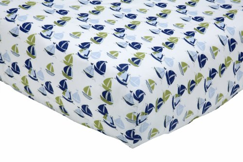Nautica Zachary Crib Sheet