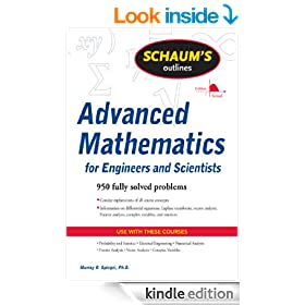 Schaum's Outline of Advanced Mathematics for Engineers and Scientists (Schaum's Outline Series)