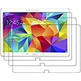 IDACA 3 Pieces High Definition Ultra Clear Screen Protector for Samsung Galaxy Tab S 10.5 T800