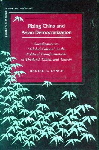 Rising China and Asian Democratization: Socialization to