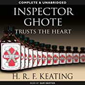 Inspector Ghote Trusts the Heart: Inspector Ghote, Book 8 | [H. R. F. Keating]