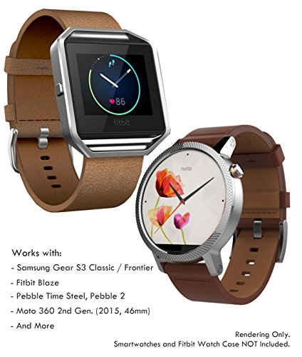 22mm-leather-band-quick-release-samsung-gear-s3-fitbit-blaze-pebble-2-time-steel-truffol-strap-genui
