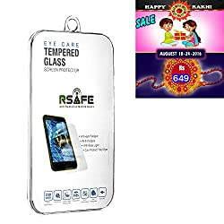 RSAFE Eye Care Tempered Glass harmful Radiation Filter Screen Protector ForApple 5s