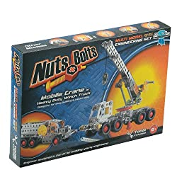 Nuts & Bolts Mobile Crane and Heavy Duty Winch Truck