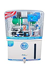 14 Stage Alkaline RO Water purifier with LIVE TDS Display
