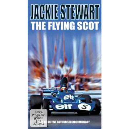 Jackie Stewart The Flying Scot IMPORT Allemand IMPORT Dvd Edition simple