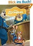 Disney - Zoomania: Das große Buch zum...