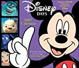Disney Days 2007 Day-to-Day Calendar