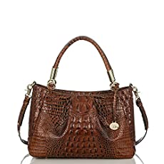 Ruby Satchel<br>Pecan Melbourne