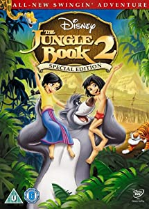 The Jungle Book 2 (Special Edition) [DVD]