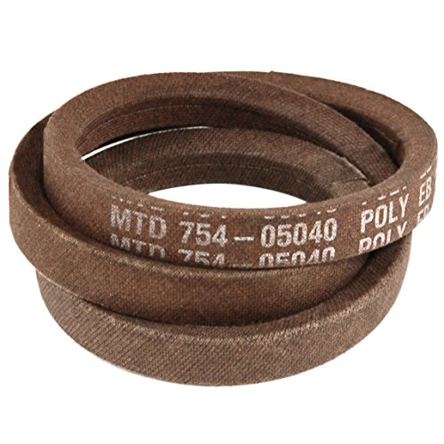 Mtd Lawn Tractor Belts : Mtd  v belt replaces a new