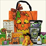 iPumpkin Treats: Tween Halloween Gift Basket