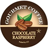 Smart Sips Coffee, Chocolate Raspberry, Single Serve Beverage Cups for Keurig K-Cup Brewers, 24 Count