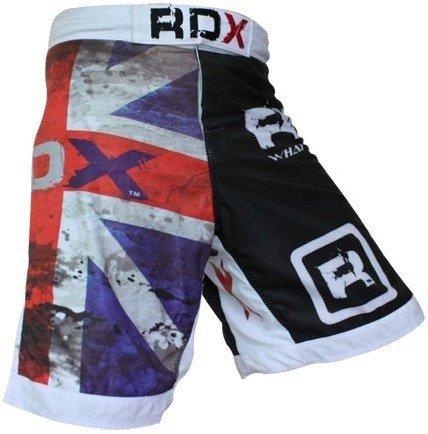 RDX Flex Gel Fight Shorts UFC MMA K1 Cage Grappling, XXXX-Large (41