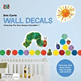 By Eric Carle - Eric Carle Wall Decals: Featuring The Very Hungry Caterpillar (8/15/11)