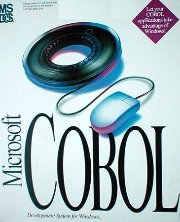 Microsoft Cobol 5.0 PDS with Microfocus 3.05 Compiler