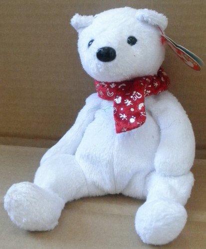 TY Beanie Babies 2000 Holiday Teddy Bear Plush Toy Stuffed Animal